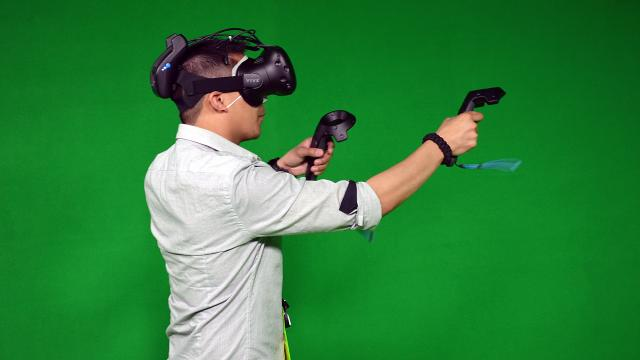 Una nueva realidad: ¿podría VR revivir la atracción de la sala de juegos?