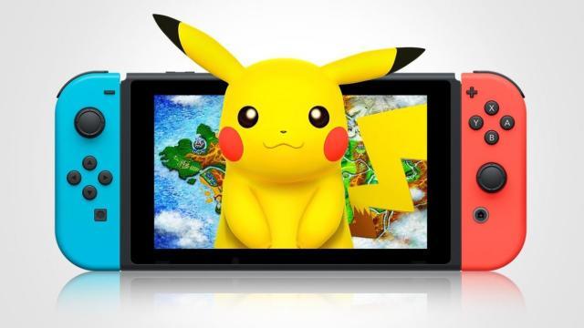 Juego de Pokemon para Nintendo Switch se anunciará este mes