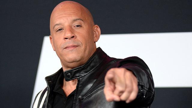 Vin Diesel se une al músculo de acción / comedia con planes de franquicia