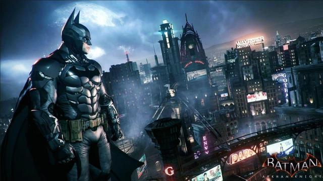 Arkham knight uno de los mejores juegos de DC
