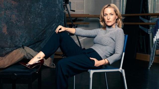 Gillian Anderson interpretara a un terapeuta sexual en una serie de Netflix