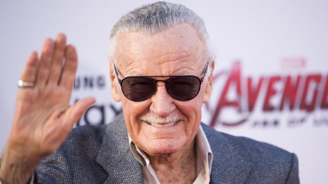 El icono del cómic Stan Lee demanda a su propia compañía