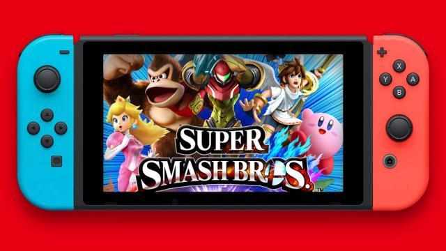 Cómo jugar Super Smash Bros. Switch en E3 2018