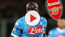 El Arsenal tiene en la mira a la estrella del Napoli Kalidou Koulibaly