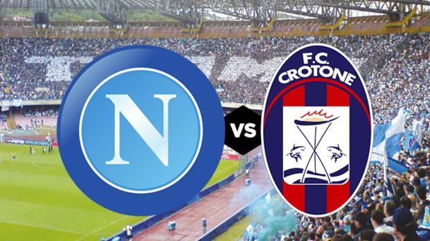 Serie A, Napoli-Crotone: le probabili formazioni