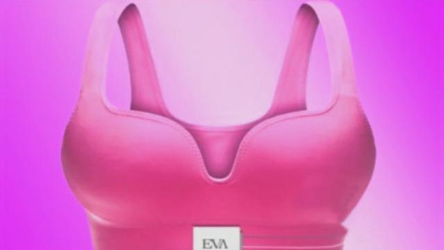 EVA, el sostén 'inteligente' para la detección temprana del cáncer de mama
