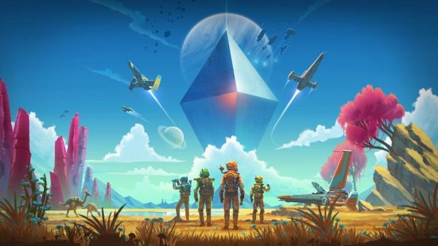 No Man's Sky obtiene cooperativo para 4 jugadores con Xbox Launch?