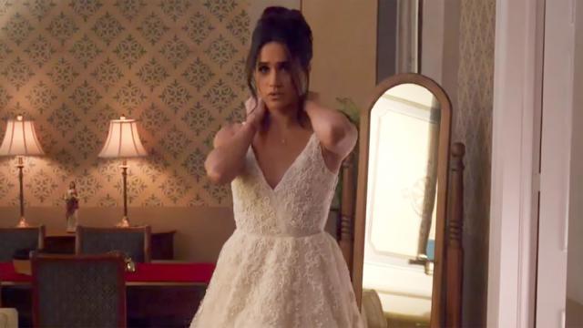 Mariage Royal : ce que l'on sait sur la robe de Meghan Markle