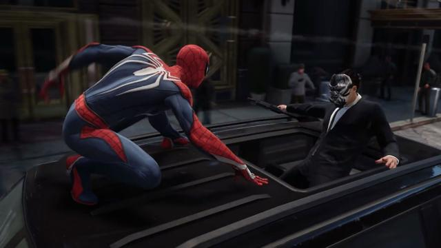Novedades del juego Spiderman para PS4