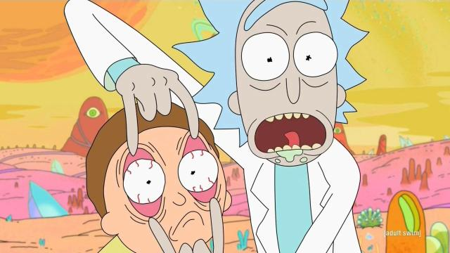 ¿Rick y Morty estarán hasta 2028?