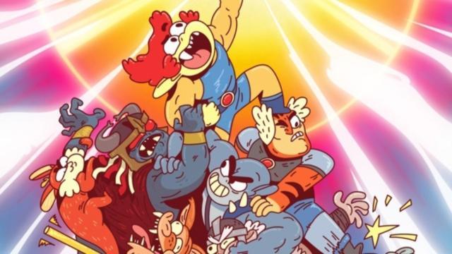 ThunderCats Roar: la nueva producción de Cartoon