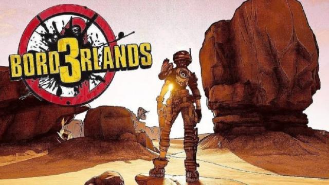 ¿Borderlands 3 retrasado para el año fiscal 2020?