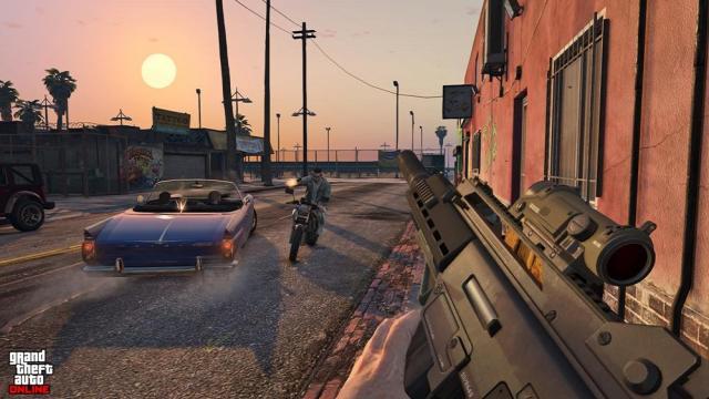 Grand Theft Auto 5 vende más de 95 millones de copias