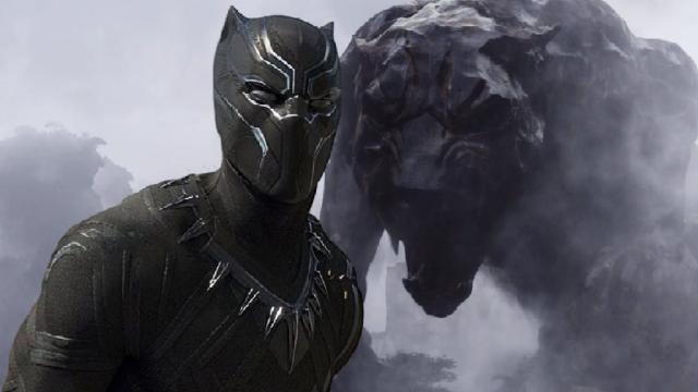 T'Challa podría ser la Pantera Negra