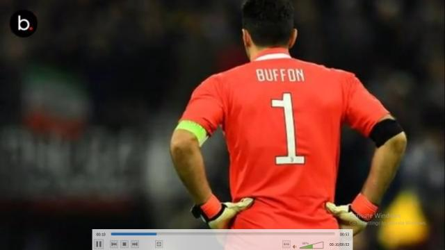 El último adiós del gran Buffon