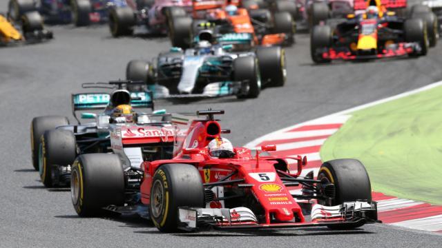 Noticias y comentarios de los últimos 4 días en la F1