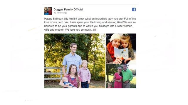 Duggar family wish Jill Dillard-Dugger, Derick's 'wifey,' all the best