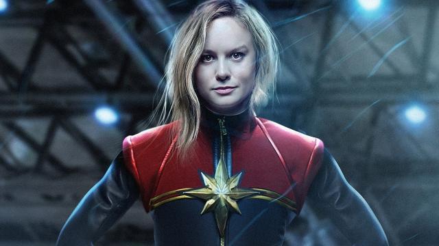 Capitan Marvel la próxima Vengadora
