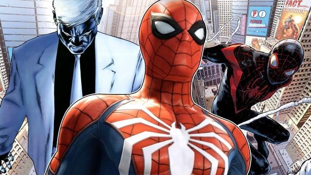 Spider-Man: Señor Negativo para PS4
