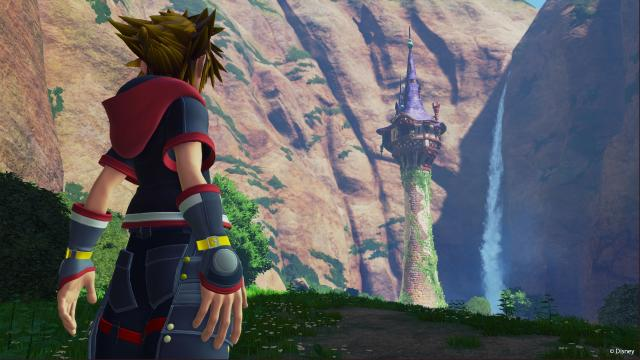Se filtraron imágenes del evento Premiere Kingdom Hearts 3