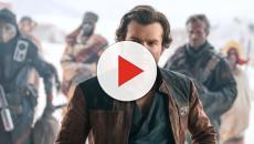 VÍDEO: Han Solo de Star Wars llega a España