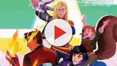 Qué esperar de Marvel Rising: Secret Warriors, según Tyler Posey