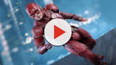 Descripción de Ezra Miller de usar el traje de flash es hilarante y revelador