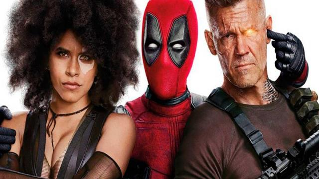 Los 16 momentos más impactantes de Deadpool 2
