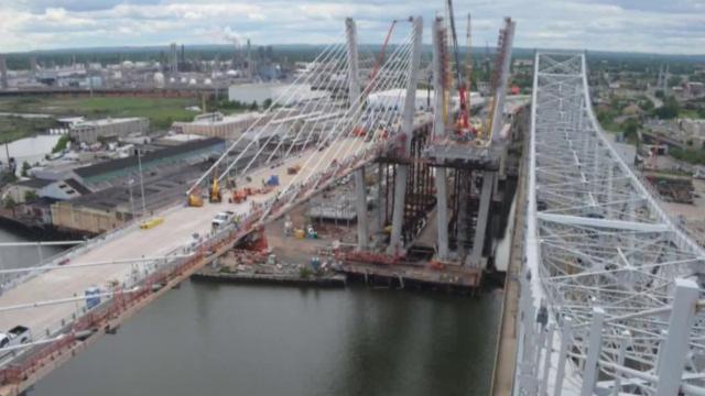 El nuevo Puente Goethals de $ 1.5B de la Autoridad Portuaria