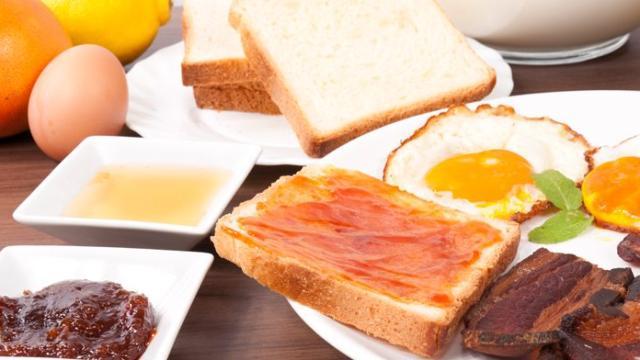 El poder de la proteína en el desayuno