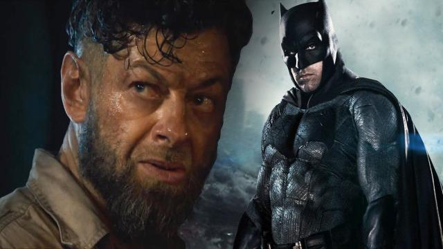 Andy Serkis se uniría a Matt Reeves en la película The Batman