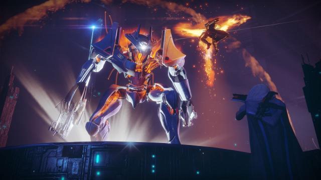 Destiny: favorito de Fan regresa para la pancarta de hierro la próxima semana