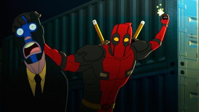 Deadpool en el mundo de los Comics 2018