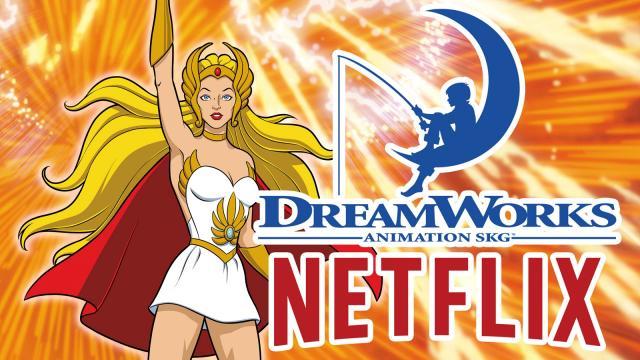 Netflix tiene una nueva serie: She-Ra