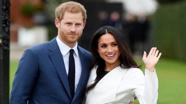 Harry y Meghan se casan: 5 películas y series para ponerte de buen humor.