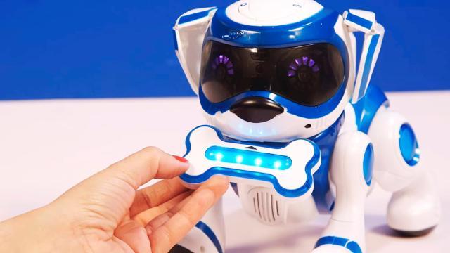 Los perros robóticos podrían ser los guardias del futuro