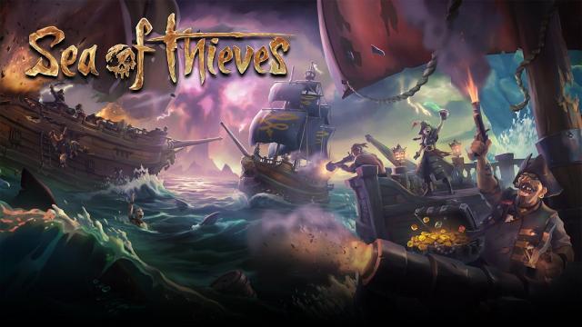 El tráiler 'Hungering Deep' de Sea of Thieves confirma su lanzamiento en mayo