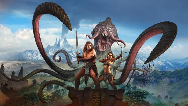 Conan Exiles en prueba | Los tiempos de bárbaros comienzan
