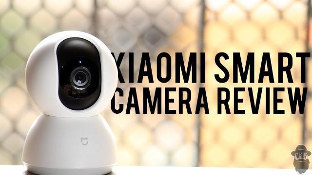 El socio de Xiaomi lanzó una cámara IP con una revisión de 360 grados