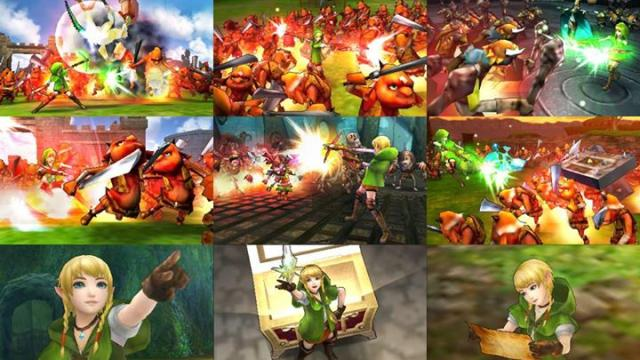 Resumen de la revisión de la edición definitiva de Hyrule Warriors