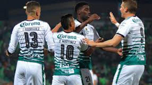 Santos logra otra victoria en casa y podría ganar la Liga MX