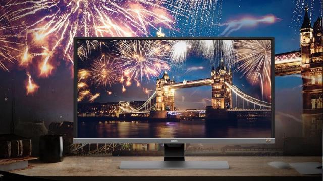 BenQ EW3270U 4K Monitor Review