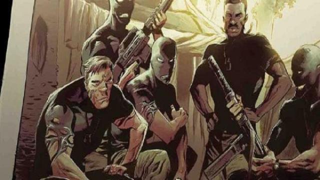 Marvel anuncia Web of Venom: Ve'Nam y el evento Spidergeddon