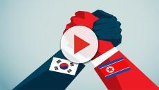 Tra le due Coree l'emozione si è trasformata in commozione