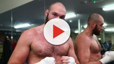 Boxe, il ritorno di Tyson Fury