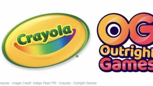 Crayola team up with Outright Games to bring a new video game