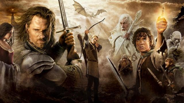 'Señor de los anillos' Quién está tras los pasos de Mortensen cuando era Aragorn