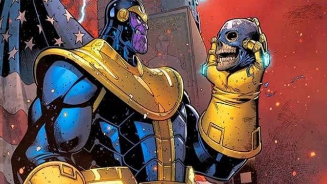 Agentes de Shield: Thanos es el nuevo villano