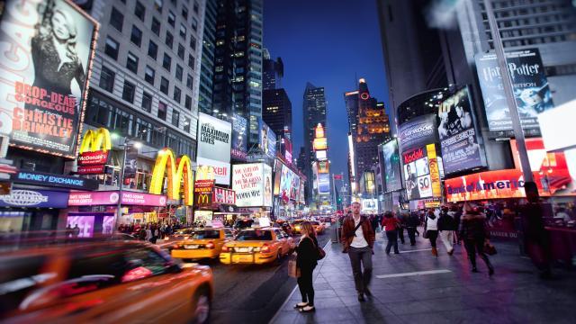 Nuevas tecnologías que revolucionaran a Broadway.