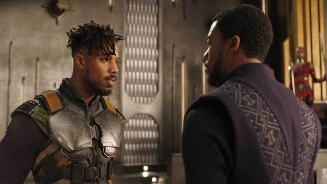 El final de Black Panther es la mejor escena añadida